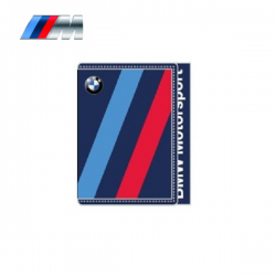 Portefeuille BMW MOTORSPORT Team bleu - WTCC