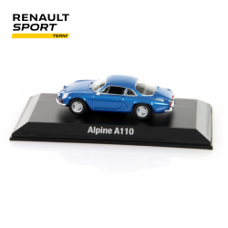 Miniature RENAULT SPORT Alpine A110 échelle 1/43 - Rallye