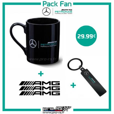 Pack Fan Mercedes AMG
