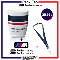 Pack Fan BMW Motorsport