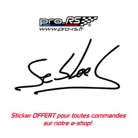 Sticker Seb Loeb OFFERT