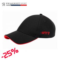 Casquette Peugeot GTi
