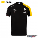 T-shirt RENAULT F1® TEAM 2019 noir pour homme - Formule 1