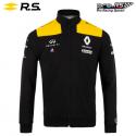 Sweat RENAULT F1® TEAM 2019 noir pour homme - Formule 1