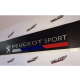 Bandeau pare soleil Peugeot Sport collection 2016