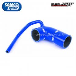 Kit durites silicone SAMCO pour RENAULT Clio II RS admission d'air bleu