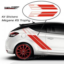 Kit Mégane RS Trophy 2014