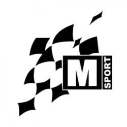 Sticker M-Sport Ford