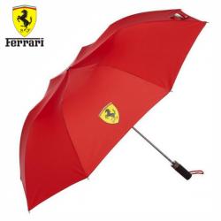 Parapluie compact FERRARI rouge - Formule 1