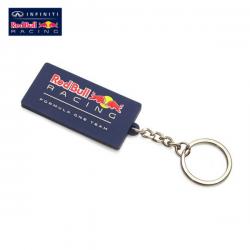 Porte clés RED BULL Logo silicone bleu - Formule 1