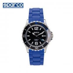 Montre SPARCO Bracelet bleu pour homme - Sportswear