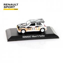 Miniature RENAULT SPORT R5 Maxi échelle 1/43 - Rallye