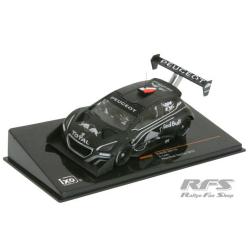 Miniature Ford FIESTA rs wrc-Kubica/szczepaniak-rallye monte carlo 2015 1/43