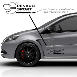 Kit Renault Sport Stickers RS16 Type B