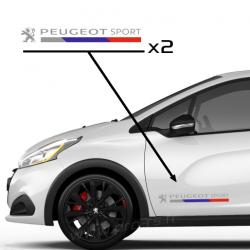 Kit Stickers Peugeot Sport 2016