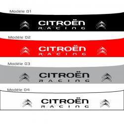 Bandeau pare soleil Citroën Racing A