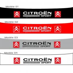 Bandeau pare soleil Citroën Racing B