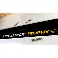 Bandeau pare soleil Destockage Renault Sport Trophy