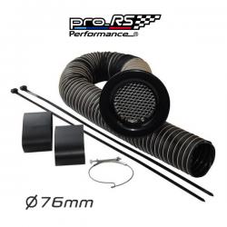 Kit pour admission d'air 76mm Pro-RS Performance