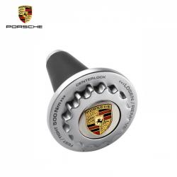 Porsche Rebouche-vin, argent
