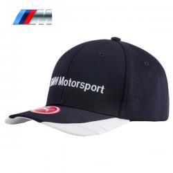 Casquette BMW MOTORSPORT Bande bleue - WTCC