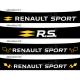 Bandeau pare soleil Renault Sport 2016 Type 3