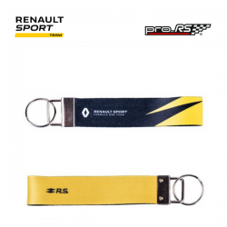 Porte clés RENAULT SPORT F1 Team noir - Formule 1