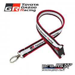Tour de cou Toyota Gazoo Racing WRC