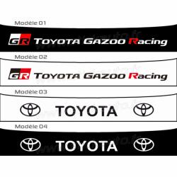 Bandeau pare soleil Toyota
