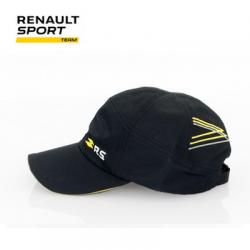 Casquette RENAULT SPORT Run noire