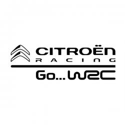 Sticker Citroën Racing