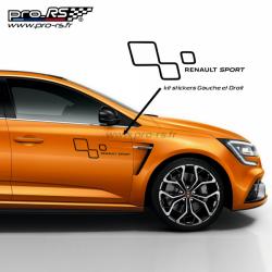 Kit Renault Sport Damier RS17
