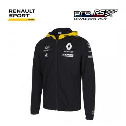 Rain jacket RENAULT SPORT FORMULA ONE™ Team 2018 noir - Formule 1