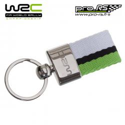 Porte clés WRC Logo métal