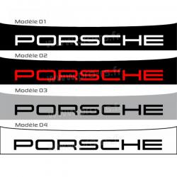 Bandeau pare soleil Porsche A