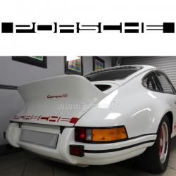 Porsche Bande capot moteur 911