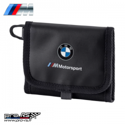 Portefeuille BMW MOTORSPORT Team bleu - WTCC