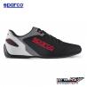 Chaussures en cuir SPARCO SL-17 rouge pour homme