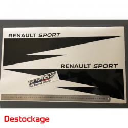 Sticker Renault Sport Destockage 01