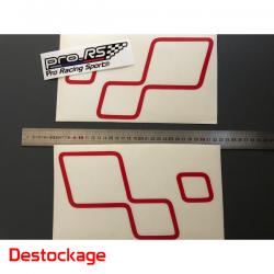 Sticker Renault Sport Destockage 03