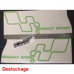 Sticker Renault Sport Destockage 04