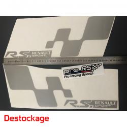 Sticker Renault Sport Destockage 06