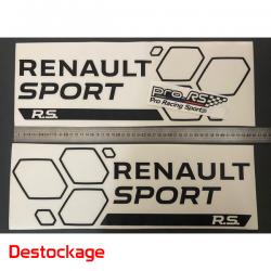 Sticker Renault Sport Destockage 10