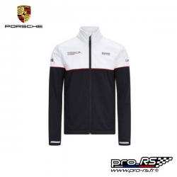 Softshell PORSCHE Motorsport Team noire pour homme