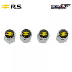 Bouchons de valves Renault Sport
