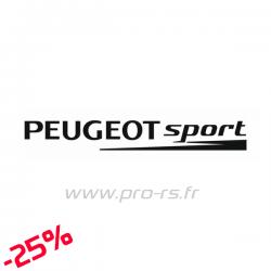 Sticker Peugeot Sport V2