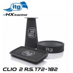 Filtre à air ITG by HX Racing pour Renault Clio 2 RS2 172-182ch WB-351