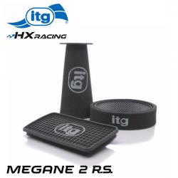 Filtre à air ITG by HX Racing pour Renault Mégane 2 RS WB-271