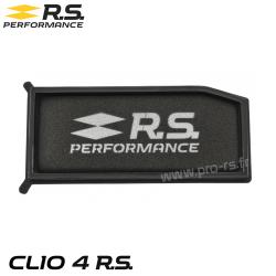Filtre à air mousse RS Performance Clio 4 RS