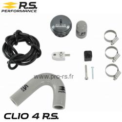 Kit dump valve circuit ouvert pour Clio 4 RS RS PERFORMANCE